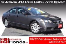 2010 Honda Civic Sedan DX-G