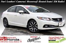 Honda Civic Sedan TOURING 2015