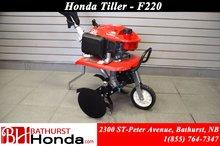 2016 Honda F220