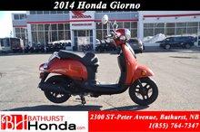 2014 Honda Giorno