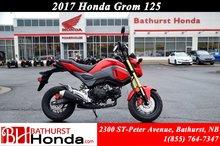 2017 Honda GROM125