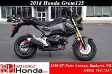 Honda GROM125  2018