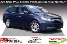 2014 Honda Odyssey Ex-L - RES