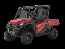 2018 Honda Pioneer 1000 3 seats