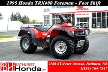 1995 Honda TRX400
