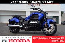 2014 Honda Valkyrie GL1800