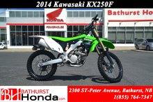 Kawasaki KX250 F 2014