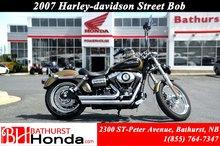 Harley-Davidson Street Bob  2007