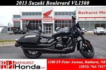 2013 Suzuki Boulevard VL1500