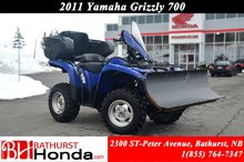 Yamaha Grizzly 700FI 2011