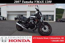 2007 Yamaha VMax 1200