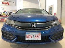 2015 Honda Civic Coupe EX w/push start, sunroof