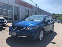 2013 Honda Civic Sdn LX      $120 BI WEEKLY