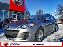 Mazda 3 GS*JAMAIS ACCIDENTÉ*1SEUL PROPRIO 2013