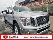 2016 Nissan Titan CUMMINS*DIESEL*SV PRIVILÈGE*GPS*JAMAIS ACCIDENTÉ