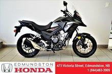Honda CB500XAJ  2018