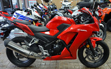 2015 Honda CBR300R