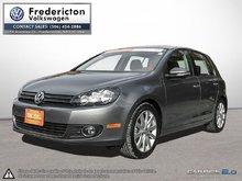 2013 Volkswagen Golf 5-Dr TDI Highline 6sp