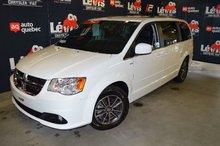 Dodge Grand Caravan SXT PREMIUM PLUS DVD GPS CAMÉRA BAS KILOMÉTRAGE 2017