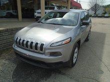Jeep Cherokee Sport * GROUPE REMORQUAGE, V6, 4X4* 2015