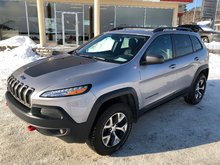 Jeep Cherokee Trailhawk * GROUPE REMORQUAGE, TEMPS FROID* 2018