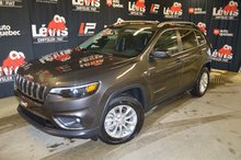 Jeep Cherokee NORTH TEMPS FROID HITCH ORIGINE 4 CYL TURBO 2019