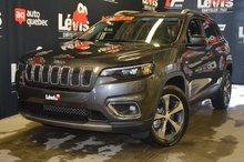 Jeep Cherokee LIMITED ATTACHE-REMORQUE D'ORIGINE 2019