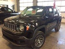 Jeep Renegade 94$SEM.TOUT INCLUS/SPORT AUTOMATIQUE 4X4 2015