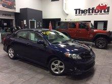 Toyota Corolla S/TOIT OUVRANT/**51$SEM.0$*GARANTIE 1 ANS 15 000KM 2011