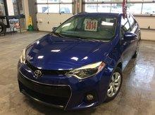 Toyota Corolla 56$SEM.TOUT INCLUS /COROLLA S 6 VITESSE 2014