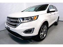 Ford Edge TOIT PANO GPS CUIR TITANIUM AWD 2015