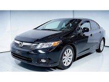 2012 Honda Civic NAVIGATION CUIR TOIT OUVRANT EX-L