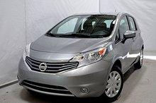 2015 Nissan Versa Note SV BLUETOOTH CAMERA RECUL A/C