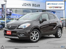 2013 Buick Encore Premium ONE OWNER VEHICLE JUST TRADED