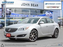 2017 Buick Regal SPORT TOURING, BUICK INTELLILINK, BACK UP CAMERA