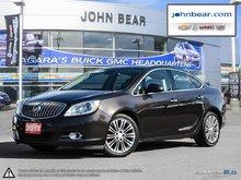 2013 Buick Verano LEATHER, REAR VISION CAMERA