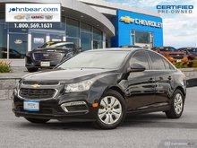 2016 Chevrolet Cruze LT 1LT  7DAY MONEY BACK GUARANTEE