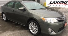 2012 Toyota Camry XLE FWD NAVIGATION