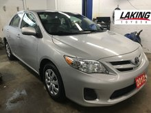 2012 Toyota Corolla CE -  Fuel Efficient and Reliable!