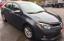 2015 Toyota Corolla LE REMOTE START RELIABLE FUEL EFFICIENT