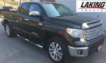 2016 Toyota Tundra Limited 4X4 DOUBLE CAB NAVIGATION