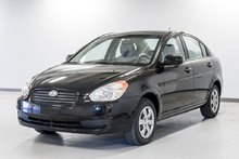 Hyundai Accent GL LE CENTRE DE LIQUIDATION VALLEYFIELDGM.COM 2010
