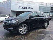 2014 Acura MDX Elite Package