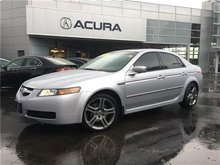 2005 Acura TL DYNAMIC   NAV   LEATHER   TINT   NEWBRAKES