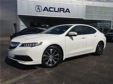 2015 Acura TLX TECH   NAV   OFFLEASE   LEATHER   FWD   SUNROOF