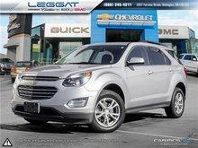 2016 Chevrolet Equinox LT TRUE NORTH PACKAGE