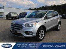 2017 Ford Escape SE  AWD, TOW PKG, 2.0L, ACCIDENT FREE!