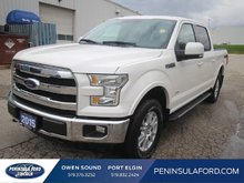 2015 Ford F-150 Lariat  WOW!  YOU CAN'T BEAT THIS DEAL!
