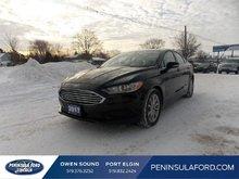 2017 Ford Fusion SE  *SERVICE LOANER*