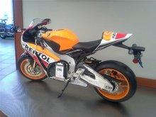 2016 Honda CBR1000 RP